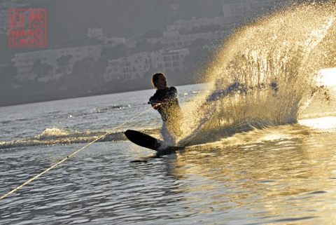 Water Ski and wakeboard in Ibiza