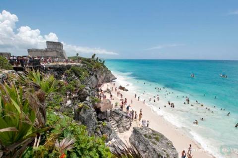 Tulum, Riviera Maya, Yucatan Peninsula, Mexico